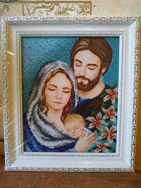 """Икона """"Святое Семейство"""""""