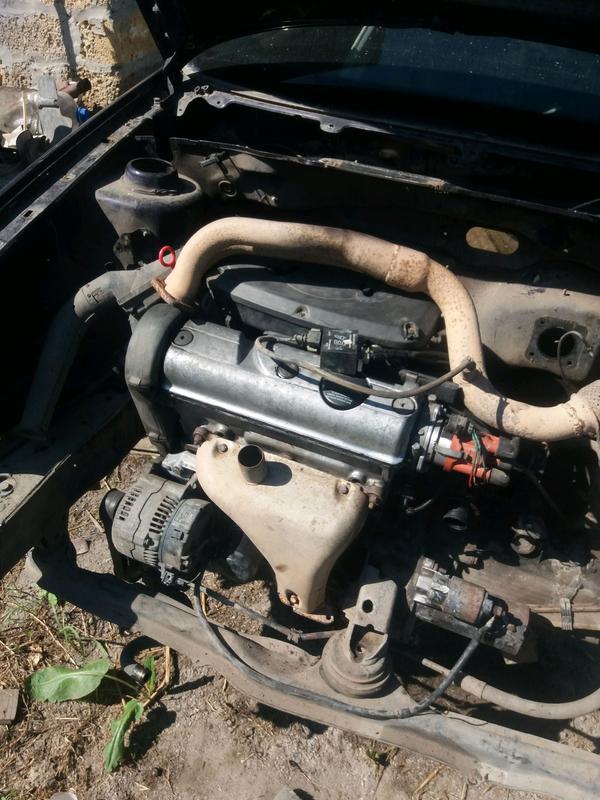 Двигатель гольф 1.6 инжектор