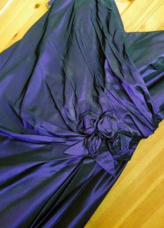 Вечернее нарядное платье с болеро debenhams debut uk 18 р.52-54 - Фото 3