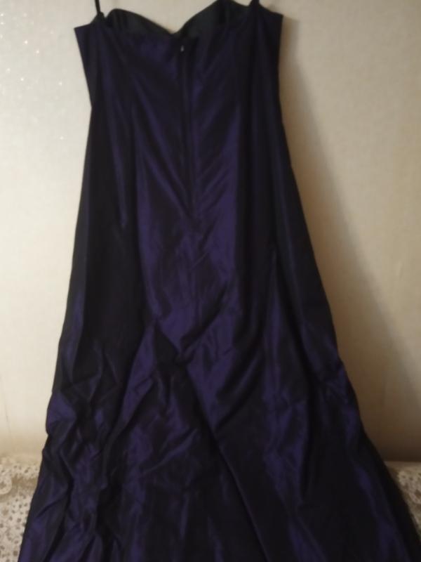 Вечернее нарядное платье с болеро debenhams debut uk 18 р.52-54 - Фото 5