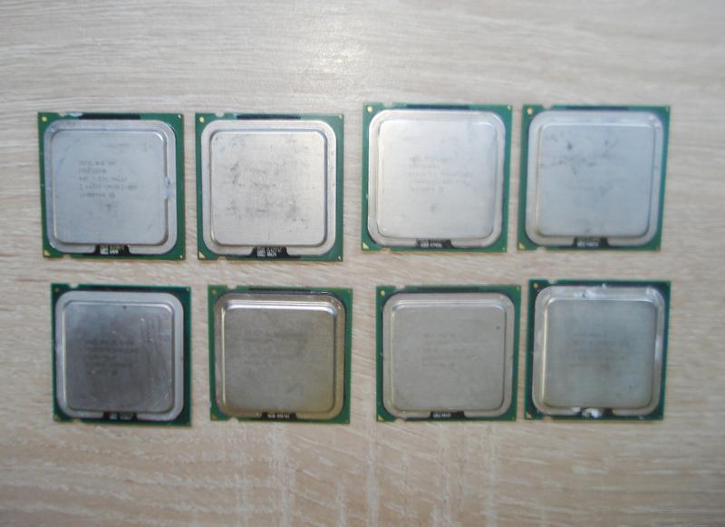 Процесори. 2 ядра.