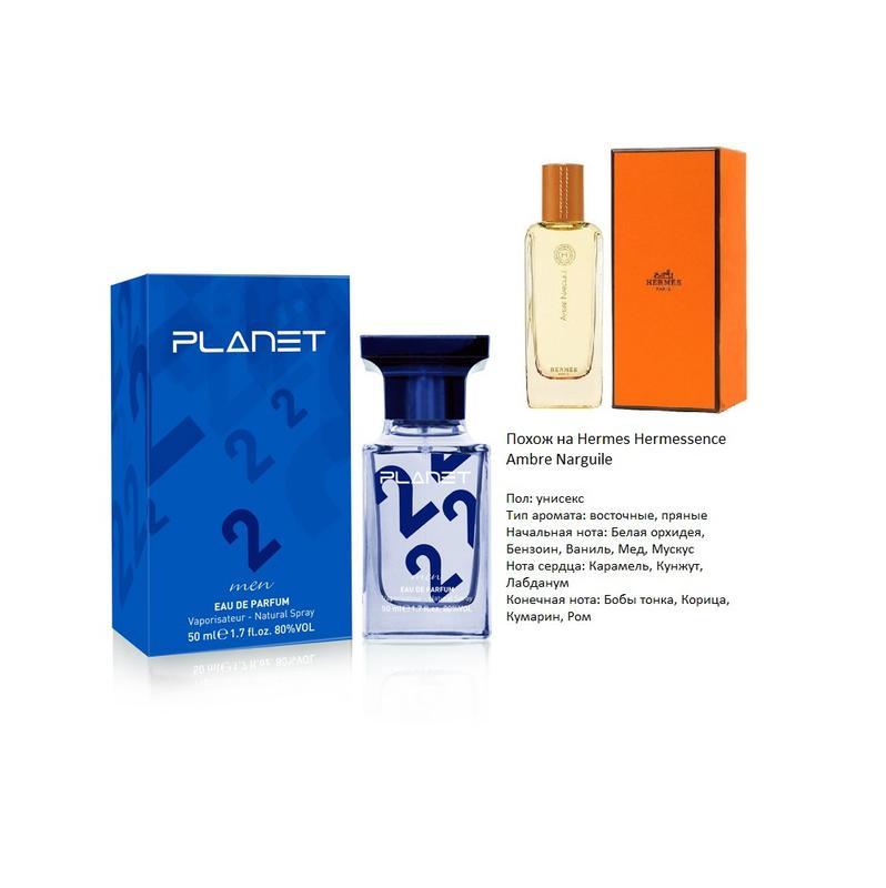 Парфюмерная вода PLANET Blue №2