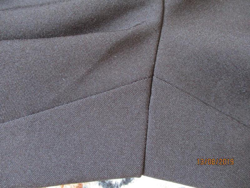 Черные зауженные брюки - Фото 5