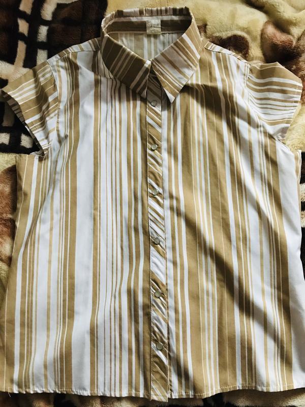 Рубашечка в полоску срочно!