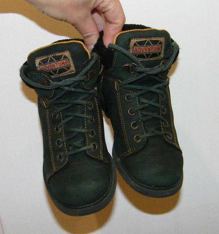 Ботинки elastomere мальчику, размер 29-30
