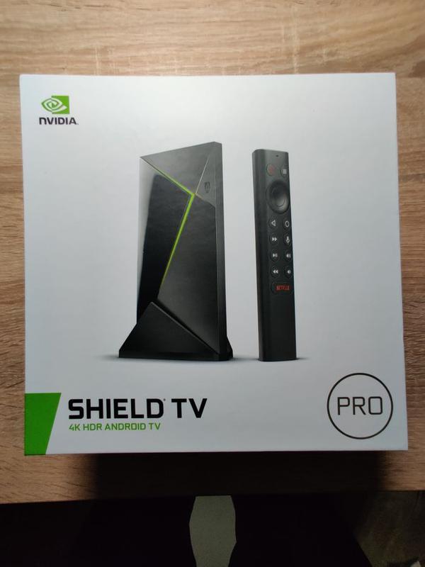 Android TV Nvidia Shield TV PRO 2019