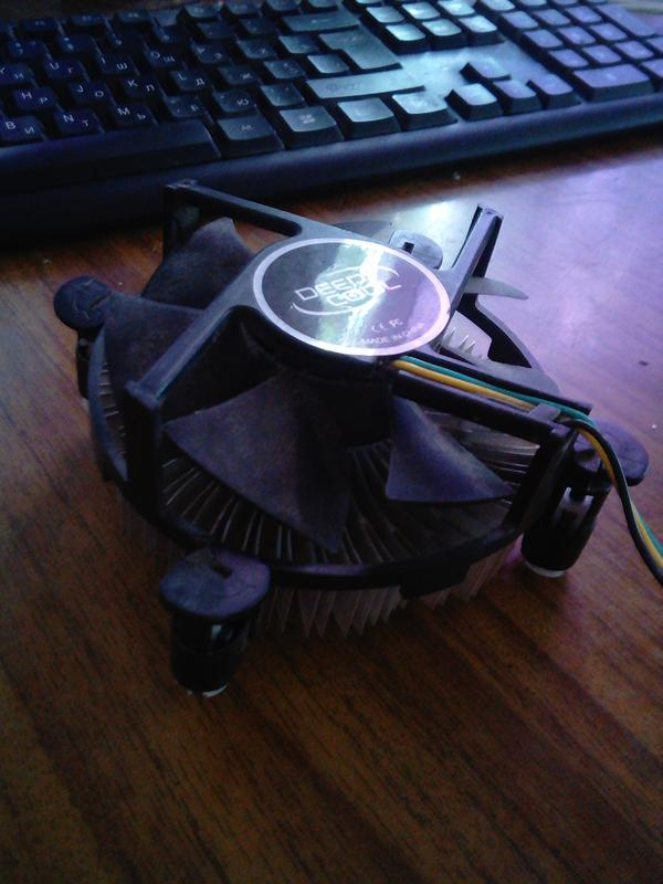 Процессор Intel Core 2 Duo e8400 3.00 Ghz + Охлаждение - Фото 2