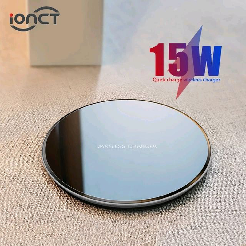 Беспроводное зарядное устройство IONCT 15W