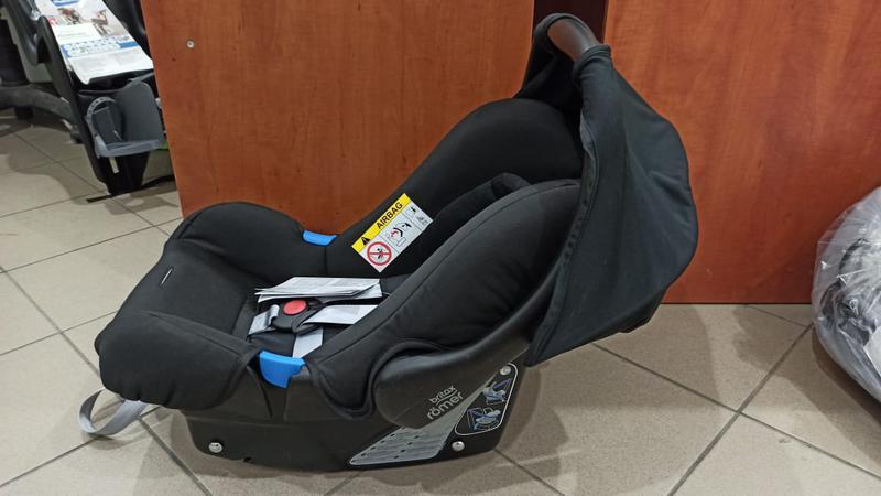 Новое автокресло Britax-Romer BABY-SAFE  до 1 года (вес до 13 кг) - Фото 2