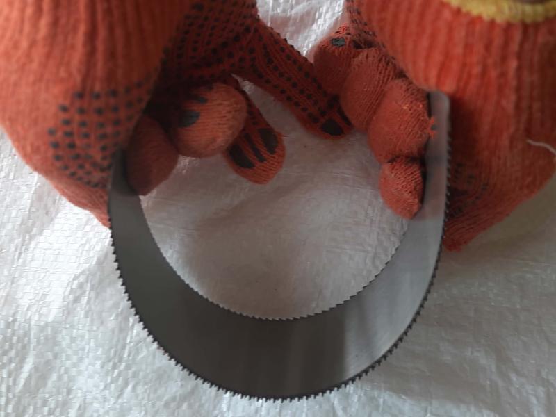 Полотно сменное ножовочное ручной японской пилы садовника столяра - Фото 9