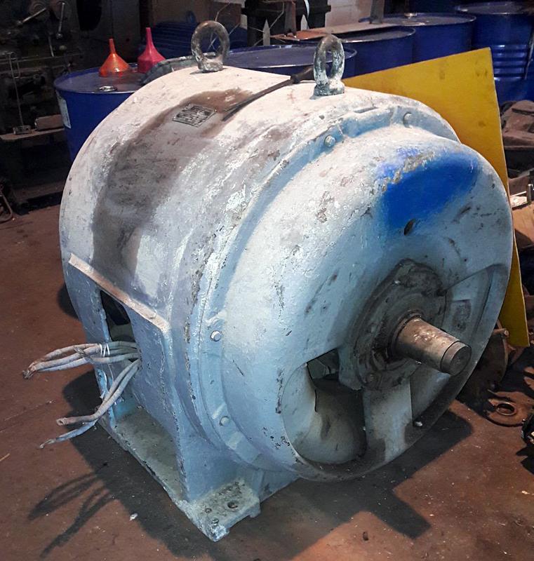 Электродвигатель экскаваторный АЭ 113-4 250 кВт/1500 об