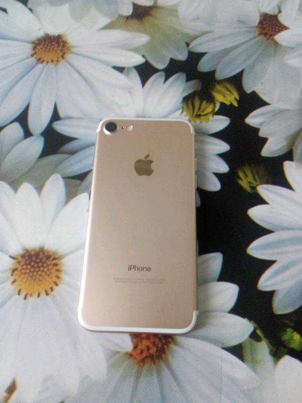 Iphone 7 gold 32gb - Фото 4