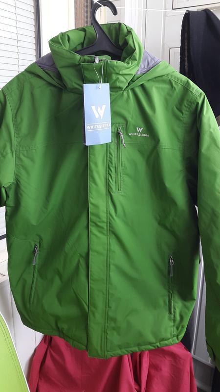 White sierra новая куртка курточка