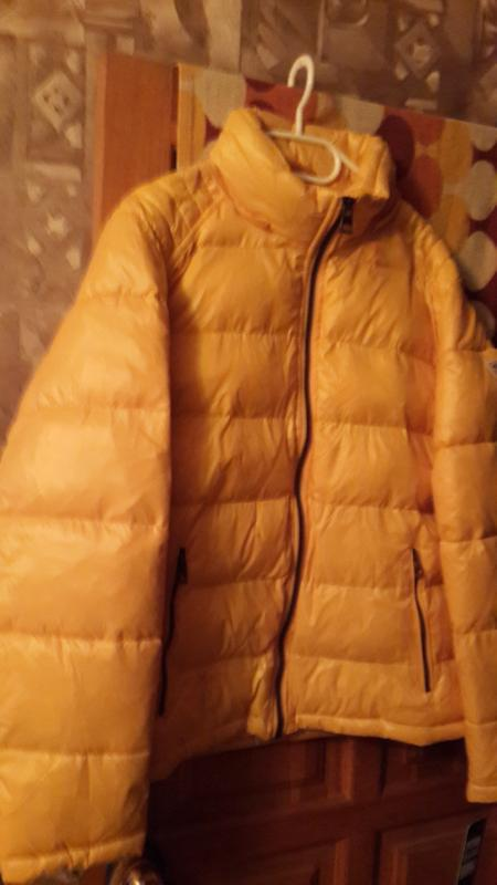 Guess оригинал  usa размер  xl новая куртка пуховик - Фото 2
