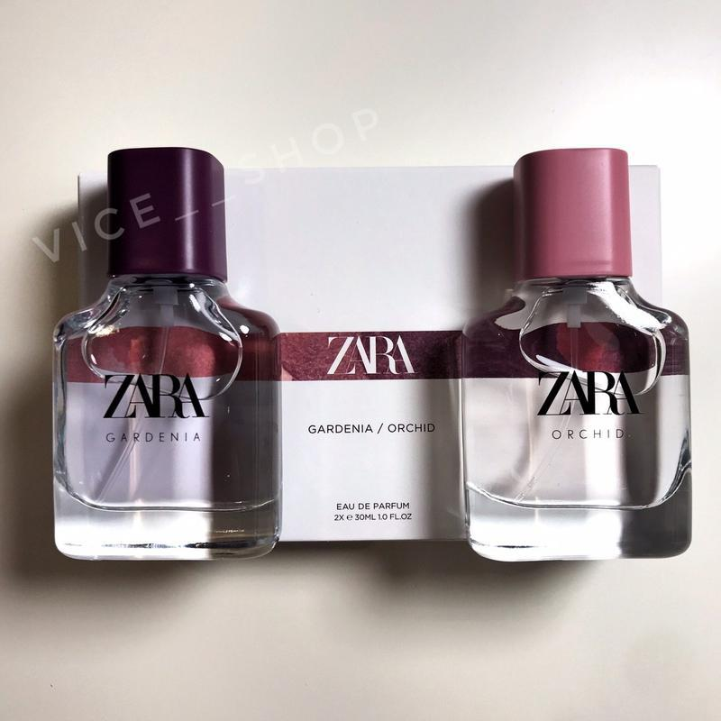 Zara orchid gardenia духи парфюмерия туалетная вода оригинал и...