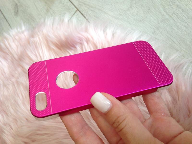 Яркий чехол на айфон 5 iphone - Фото 4