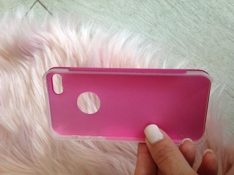Яркий чехол на айфон 5 iphone - Фото 5