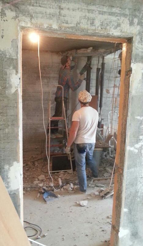 Демонтаж стяжки, политки, штукатурки, стен. профессионально. - Фото 2