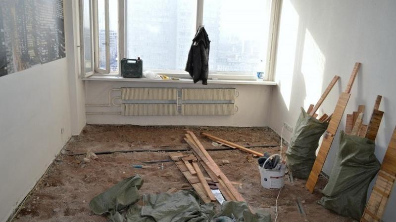 Демонтаж стяжки, политки, штукатурки, стен. профессионально. - Фото 5