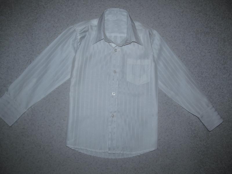 Рубашка 6-7лет
