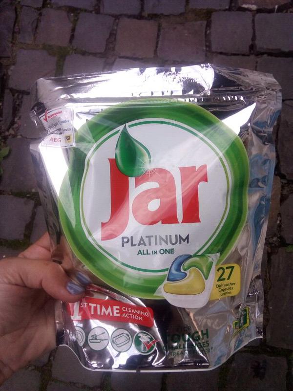 Капсулы Jar Platinum All in One для пмм