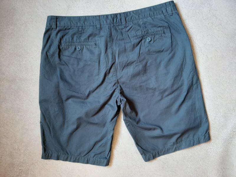 Мужские коттоновые шорты - Фото 2