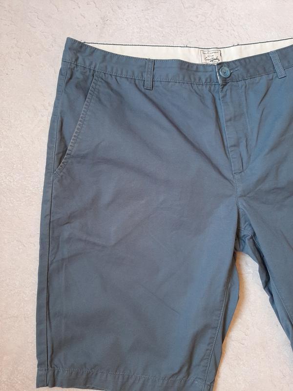 Мужские коттоновые шорты - Фото 3