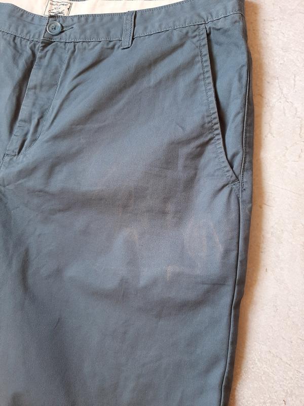 Мужские коттоновые шорты - Фото 4