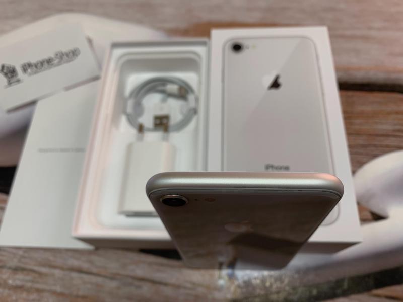 Apple iPhone 8 64gb Silver Neverlock с комплектом,гарантия. - Фото 8