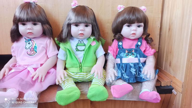 Кукла Реборн 45см.