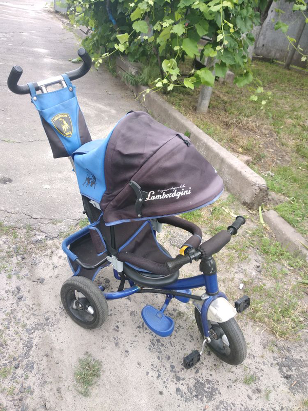 Детский велосипед б/у.