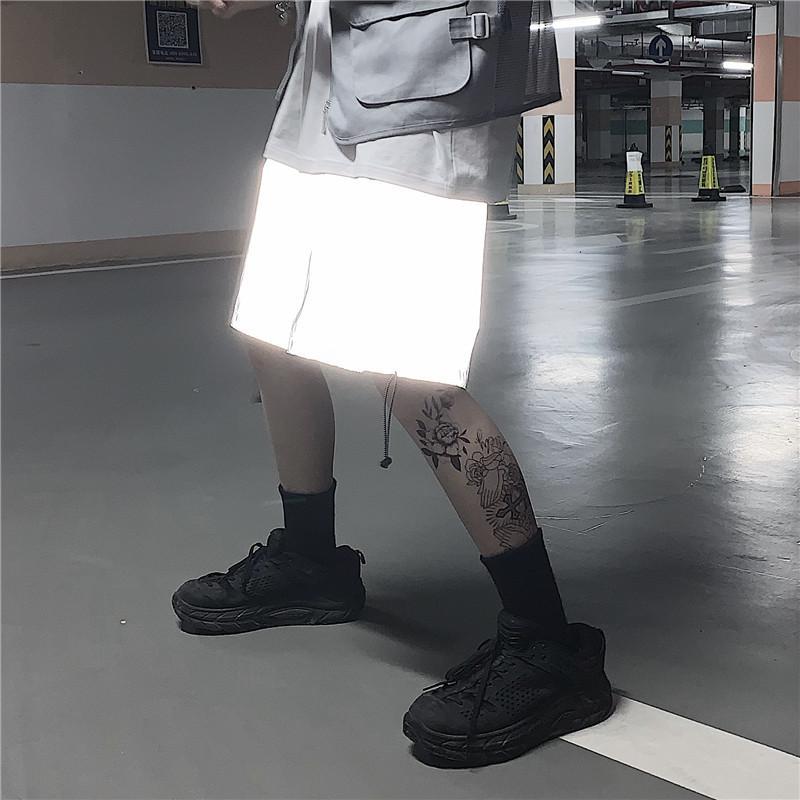 Рефлективные шорты / Светоотражающие шорты - Фото 2