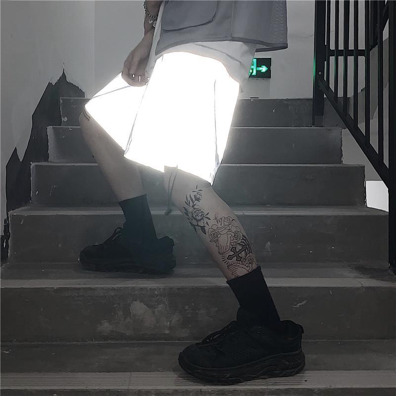 Рефлективные шорты / Светоотражающие шорты