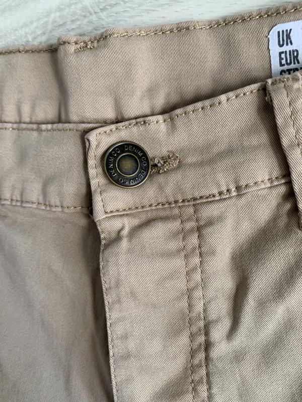 Бежеві чоловічі шорти, мужские шорты, шорти на літо. - Фото 6