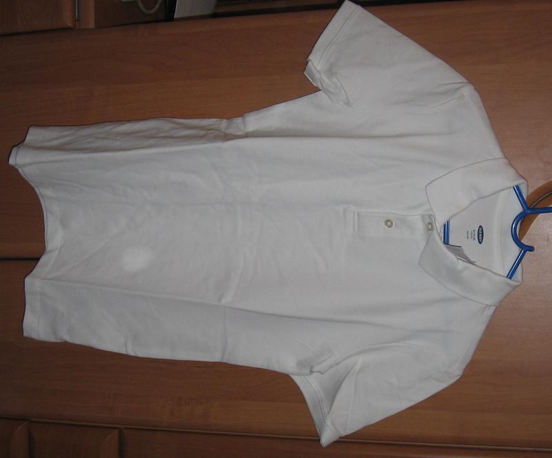 футболки - поло в школу Old Navy размер XL 14-16 на рост 152-158