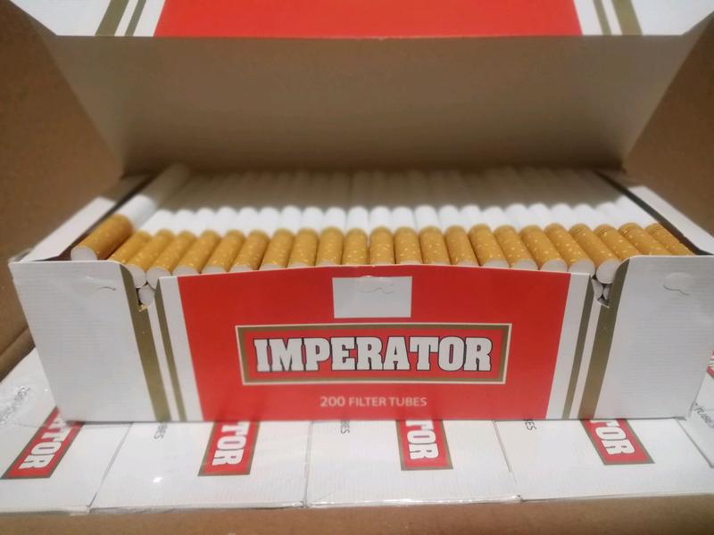 Гильзы для сигарет император купить цена на табачные изделия