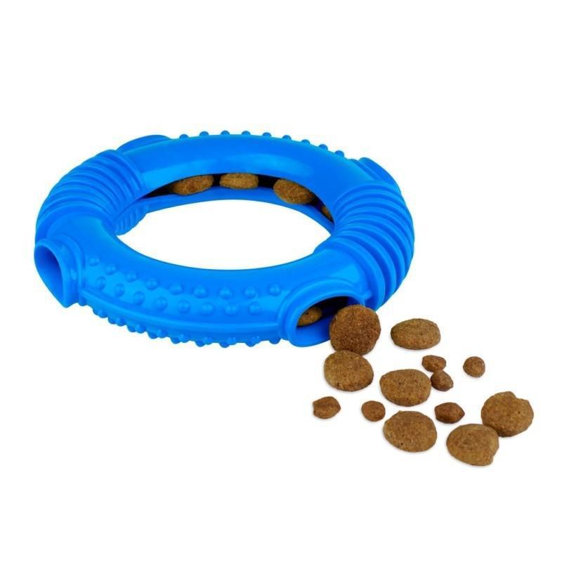 Игрушка для собак Bronzedog SMART мотивационная Ринг 16 х 3 см - Фото 2
