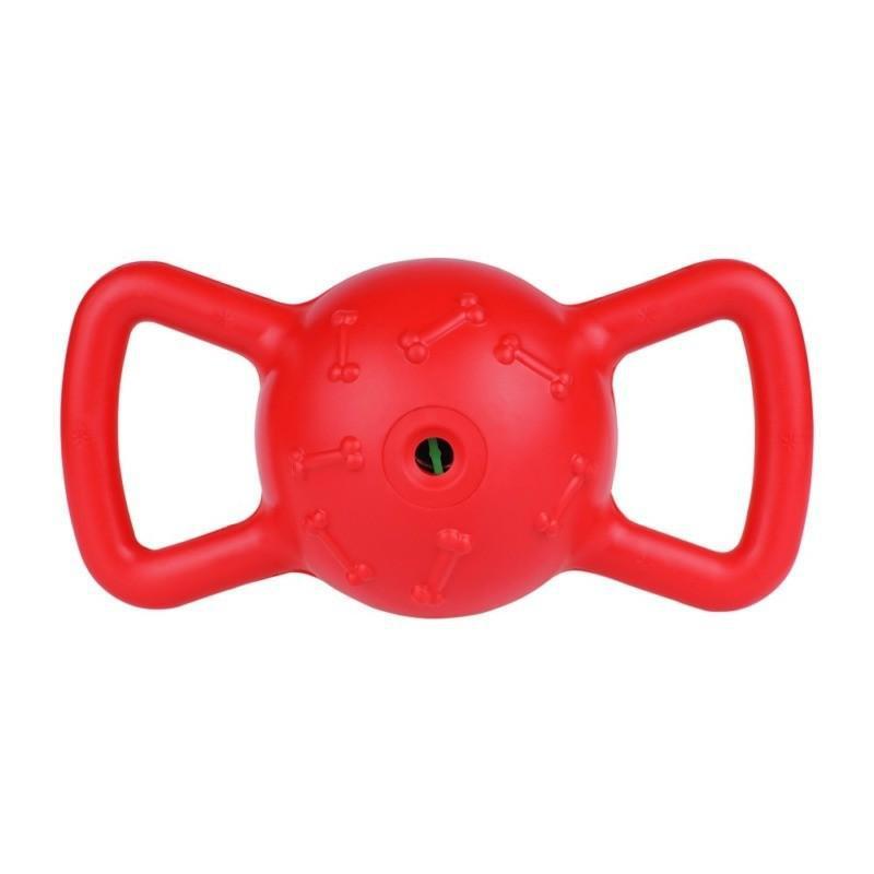 Игрушка для собак Bronzedog FLOAT плавающая Силовой мяч 19 х 9 см - Фото 2