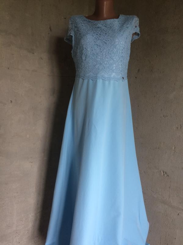 Платье длинное, нарядное/турция