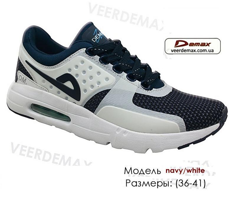 Текстильные женские кроссовки demax air max румыния