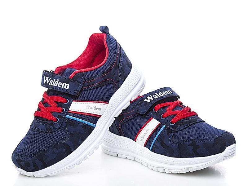 Детские качественные кроссовки waldem