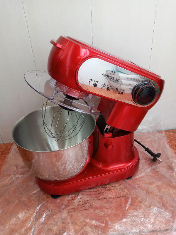 Кухонный комбайн 3в1 Crownberg CB-3404 2200W - Фото 7