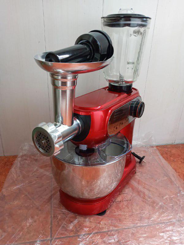 Кухонный комбайн 3в1 Crownberg CB-3404 2200W - Фото 4