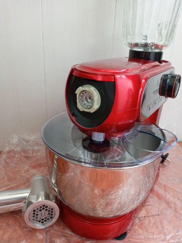 Кухонный комбайн 3в1 Crownberg CB-3404 2200W - Фото 6