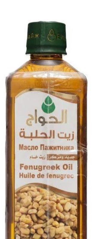 Масло Хельбы (Пажитника) от El Hawag 500мл купить Украина, Киев
