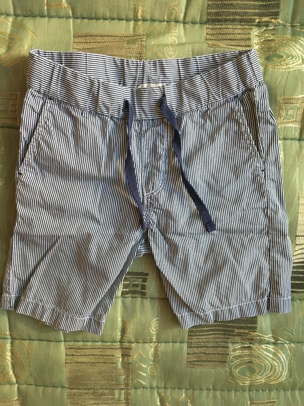 Распродажа шорты для мальчика hm 3 4 года 98 104