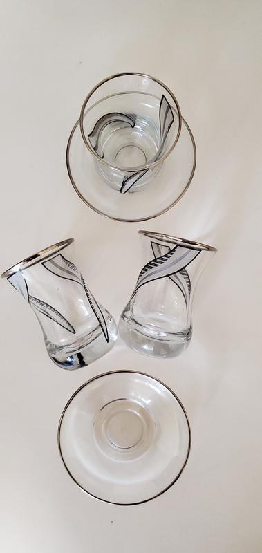 Стаканы турецкие для чая, армуды, турецкий набор для чаепития НОВ - Фото 4