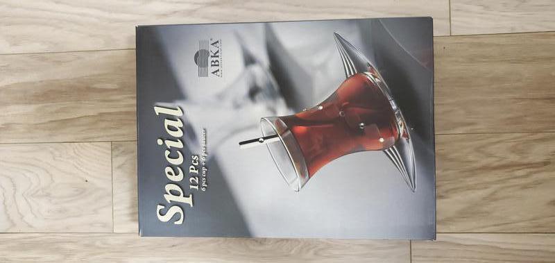 Стаканы турецкие для чая, армуды, турецкий набор для чаепития НОВ - Фото 7
