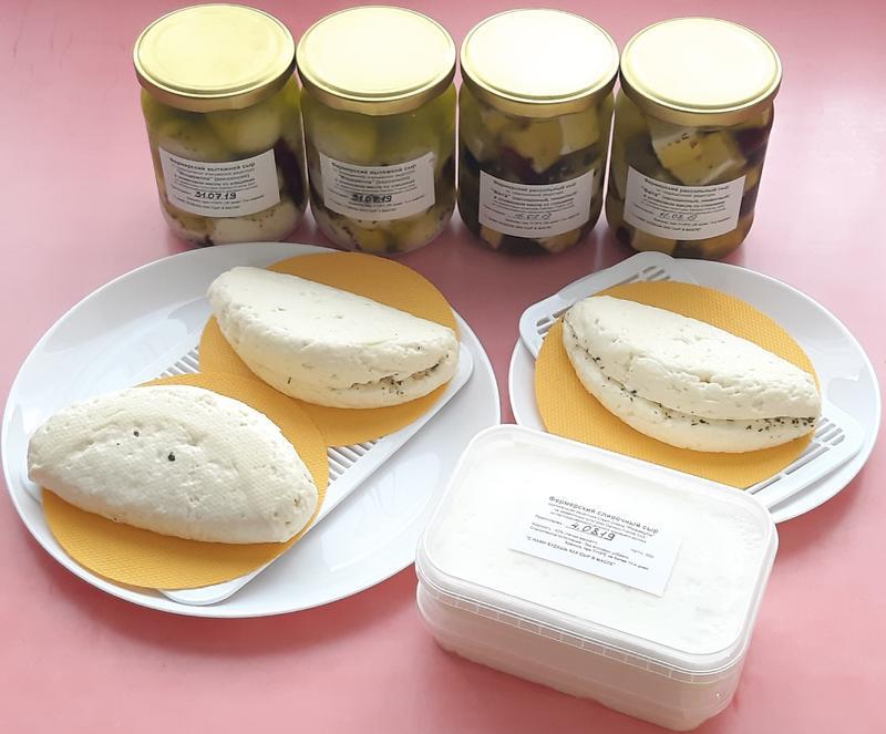 Моцарелла – домашний сыр шариками в оливковом масле. - Фото 5