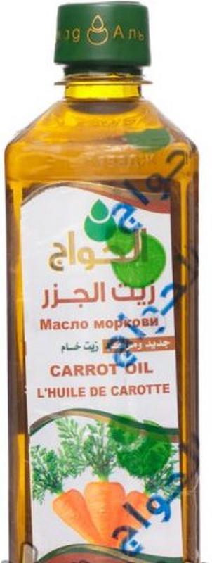 Масло Моркови из Египта 500 мл от Эль-Хавадж купить в Украине - Фото 2
